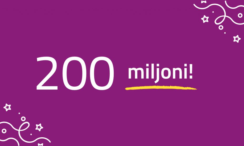 INDEXO 200 MILJONI PENSIJA